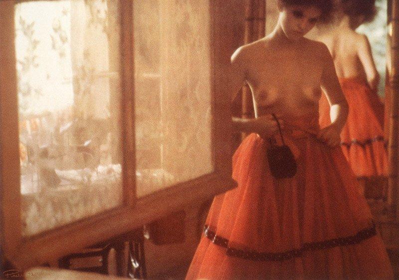Calendrier Pirelli 1972 – © Sarah Moon, Pirelli