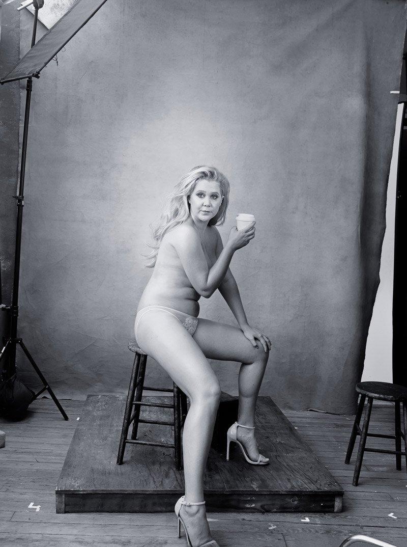 Amy Schumer - © Annie Leibovitz, Pirelli