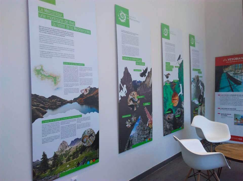 Espace d'exposition PNM, Pôle Montagne